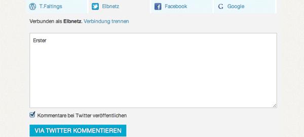 Elbnetz Kommentare Plus
