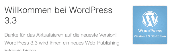 WordPress-3-3-im-Elbnetz