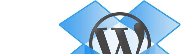 WordPress Sicherung zur Dropbox