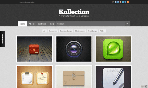 Kollection Theme