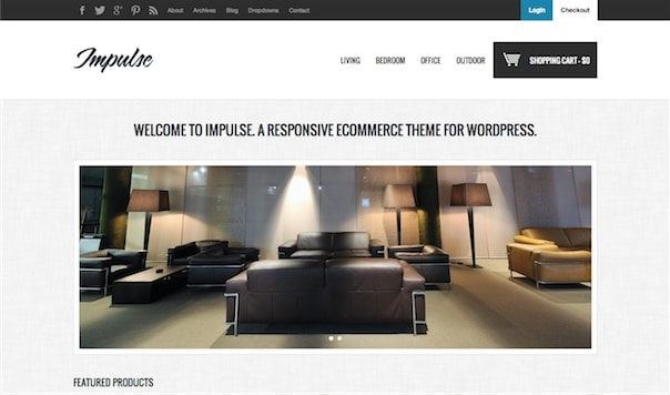 Impuls WordPress Theme