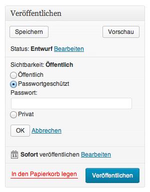 seiten-und-beitraege-passwort-schuetzen