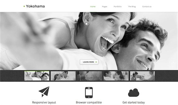 Yokohama WordPress Theme