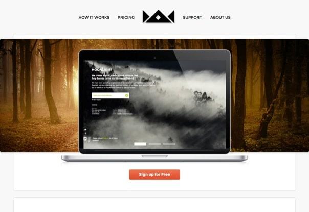 Dilemma > WordPress Multi-Purpose Landing Page