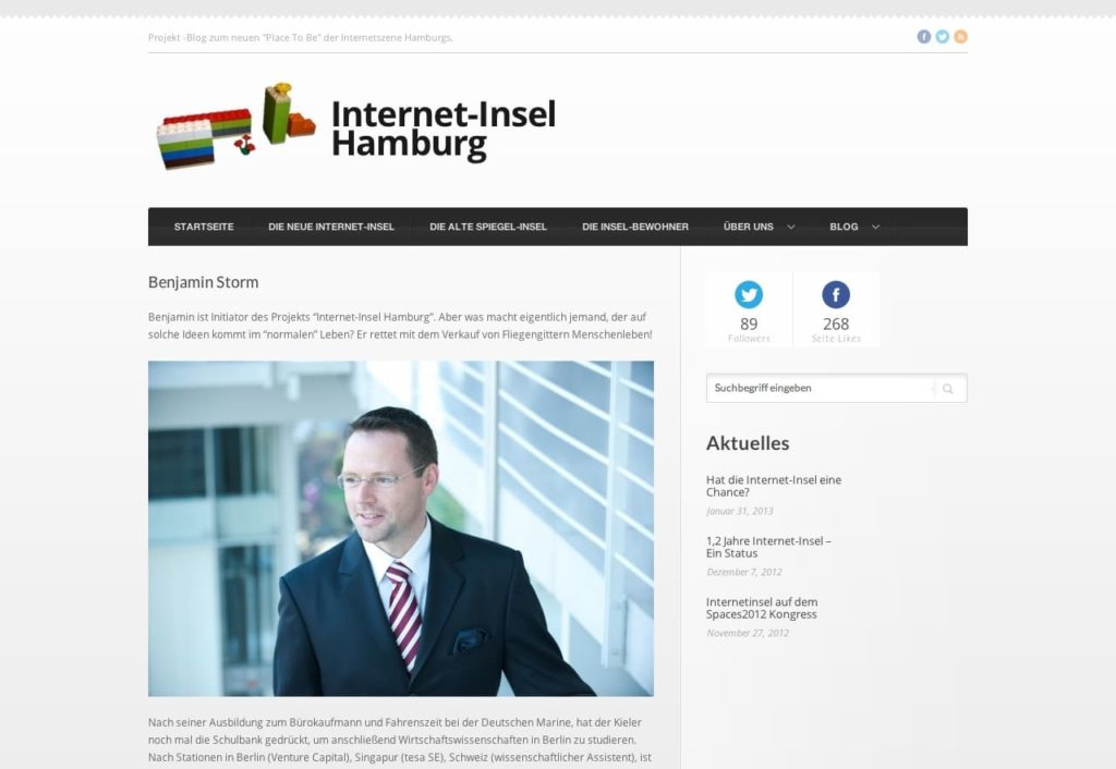 Internet Insel Hamburg ueber uns