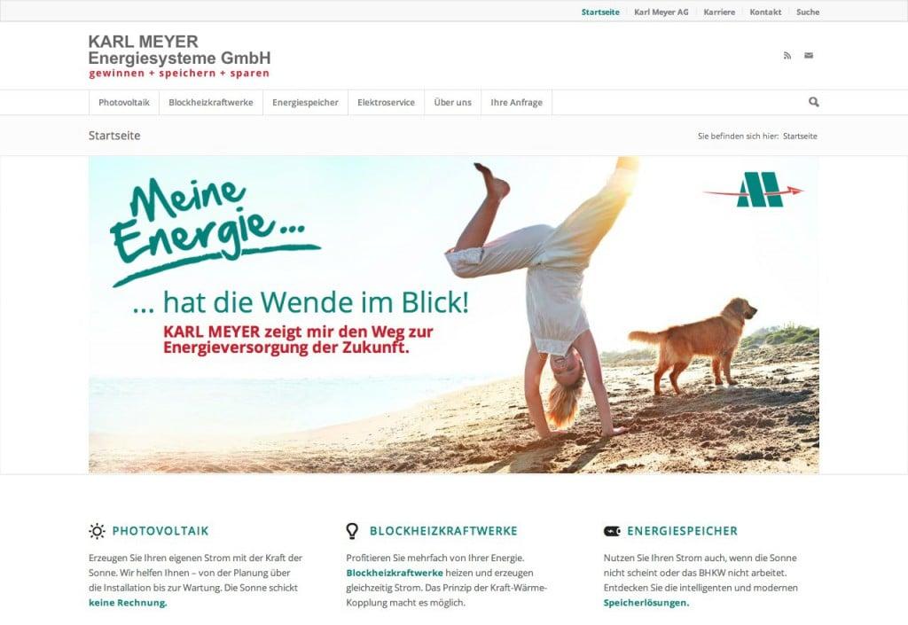 KarlMeyerEnergiesysteme Startseite