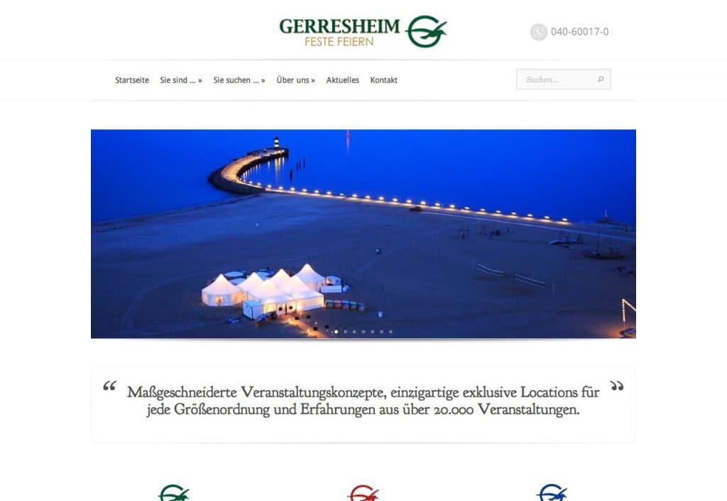 Gerresheim Serviert Startseite