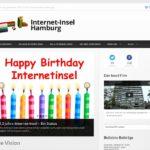 Internet Insel Hamburg Startseite