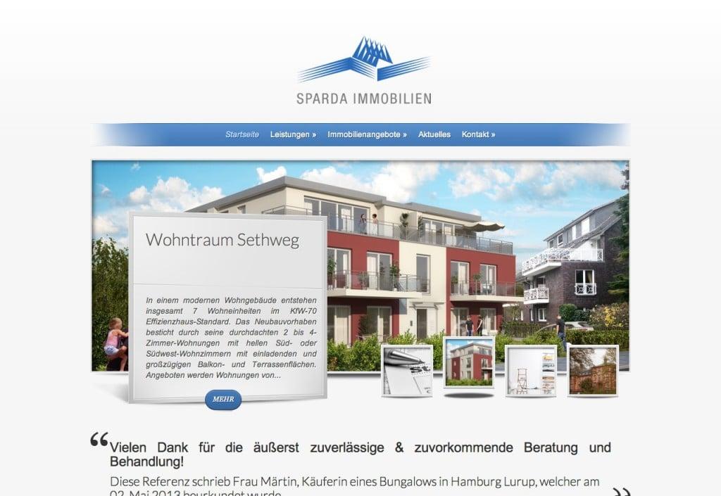 Sparda Immobilien Startseite
