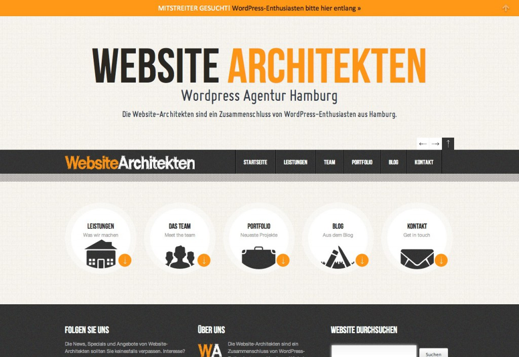 Website Architekten Hamburg
