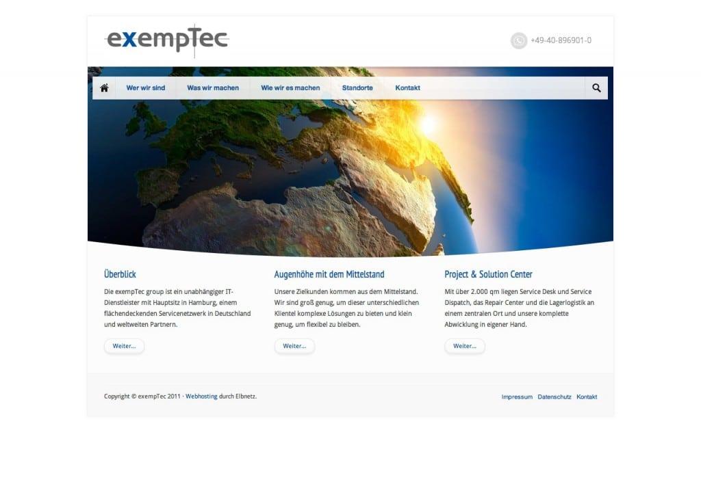 exempTec IT Services