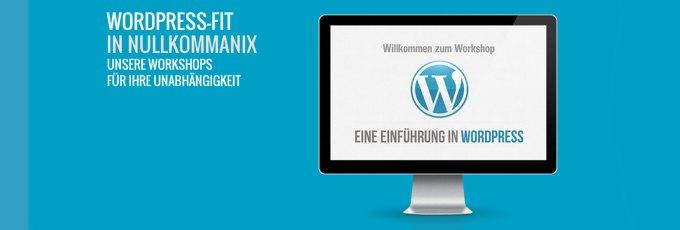 Individuelle WordPress Workshops in Hamburg