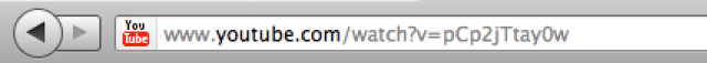 YouTube Video URL