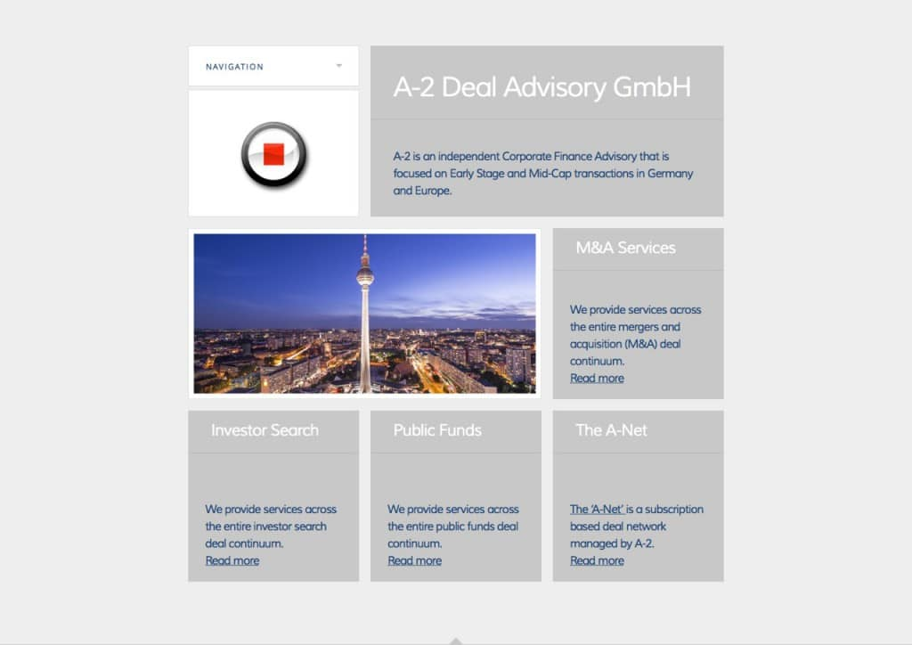 A DealAdvisoryGmbH