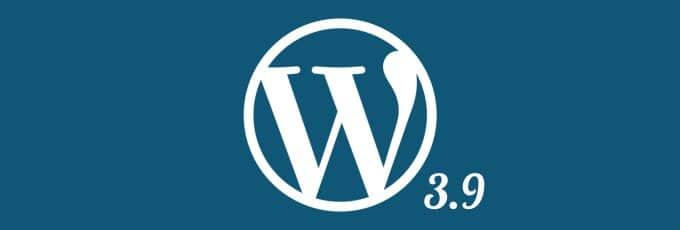 Neuerungen WordPress 3.9