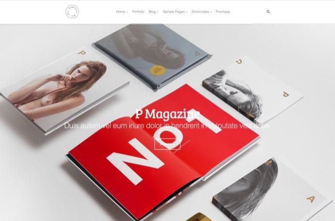 Mug - Clean Creative Multipurpose Grid Portfolio