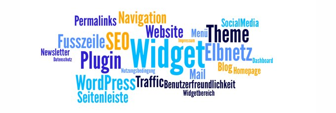 Was ist ein WordPress Widget