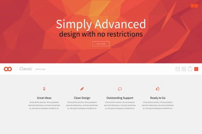 Reload - Responsive Multi-Purpose Theme