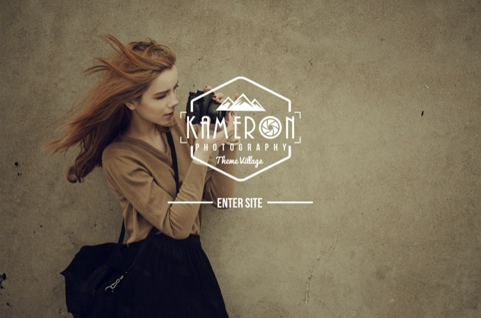 Kameron - Your Photography Portfolio