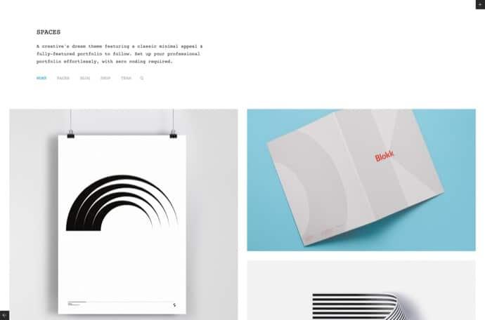 Spaces - Creative Multi-Purpose & Shop WP Theme