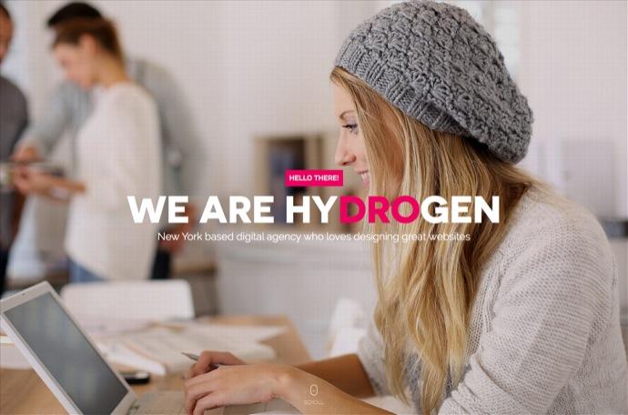 Hydrogen - Multipurpose WordPress Theme