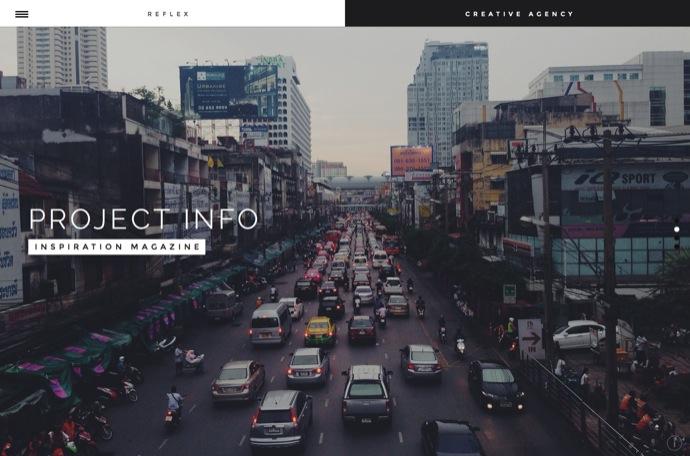 REFLEX - Creatives & Agency WordPress Theme