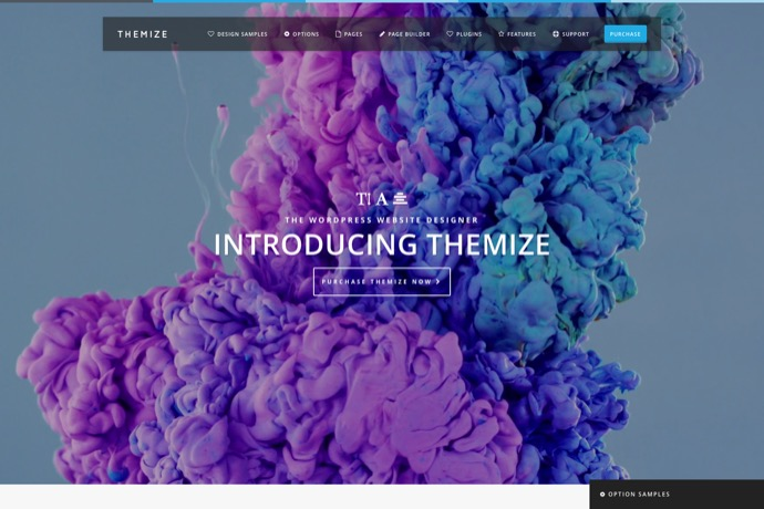 Themize - WordPress Website Designer