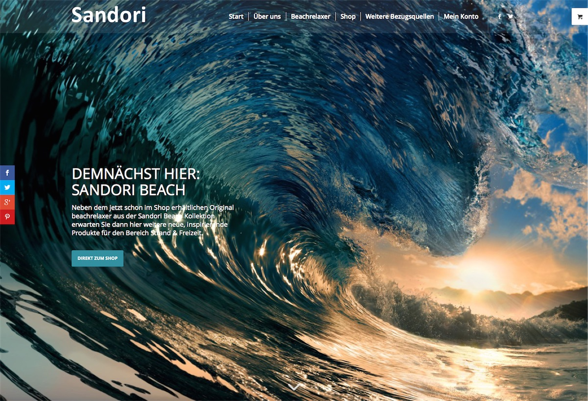 SANDORI - Startseite