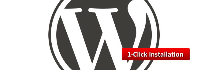 Ist eine 1-Click Installation von WordPress sinnvoll?