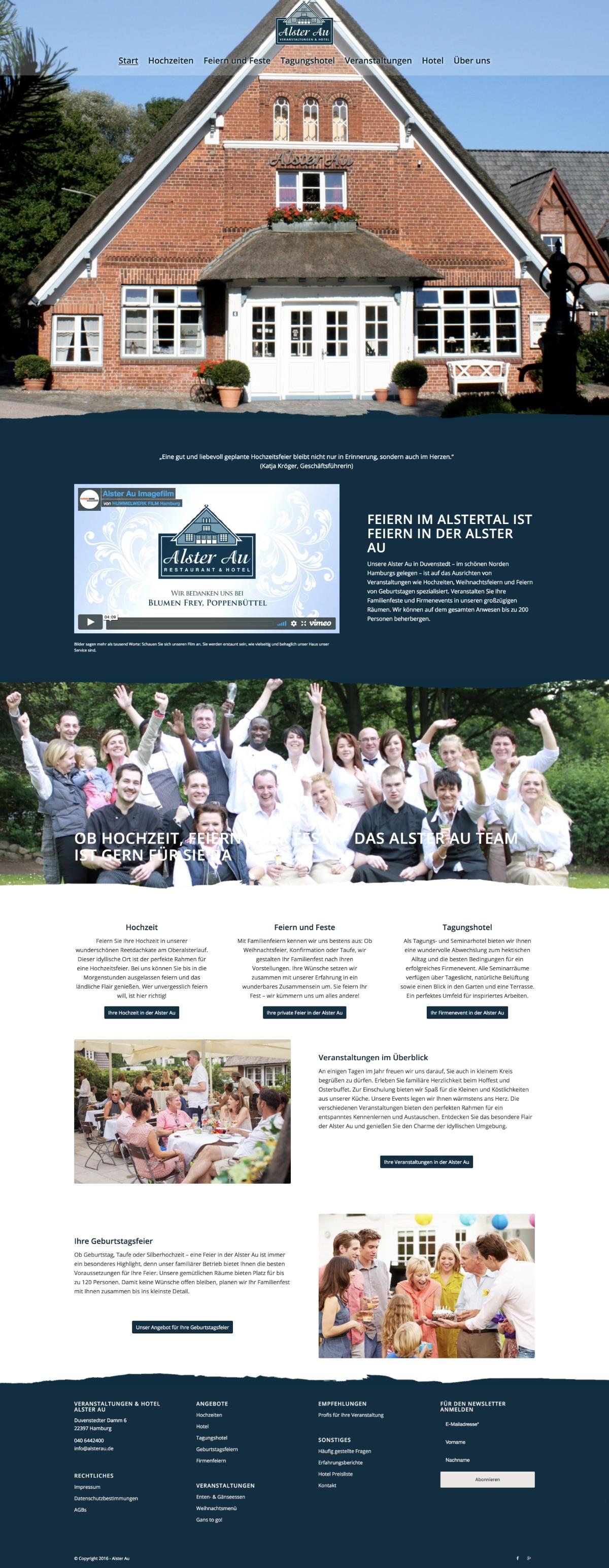 Website Alster Au