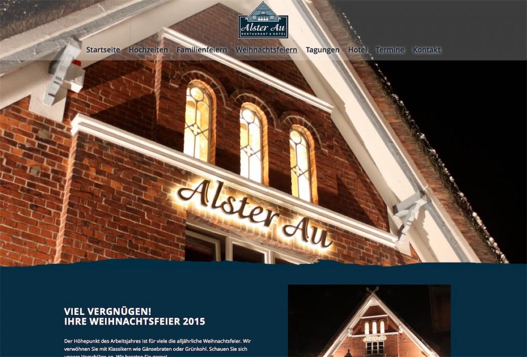 Alster Au Restaurant & Hotel