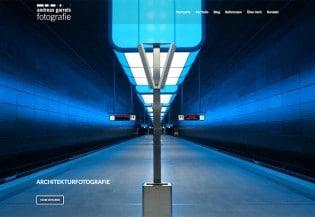 Andreas Garrels Fotografie - Startseite
