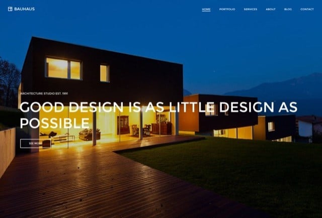 Bauhaus - Architecture