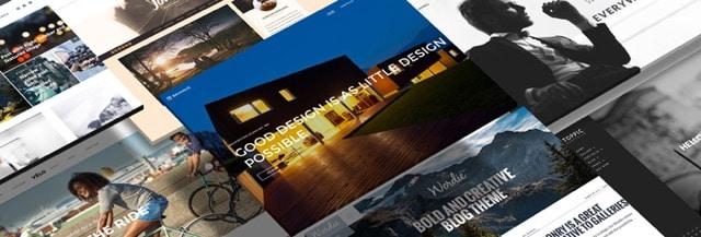 Die 10 besten WordPress Themes im Oktober 2015