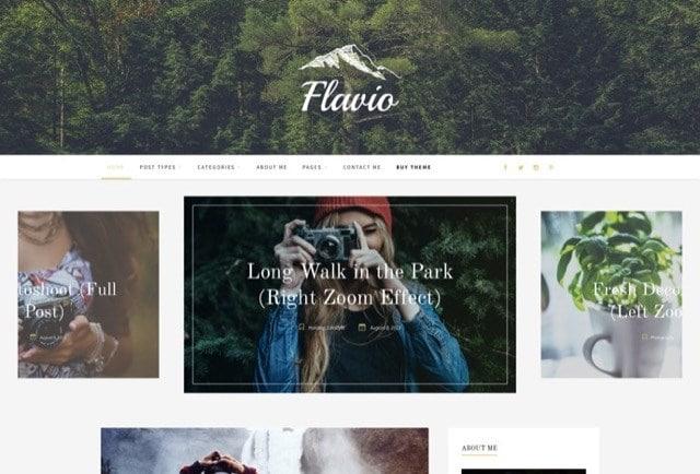 Flavio - A Personal