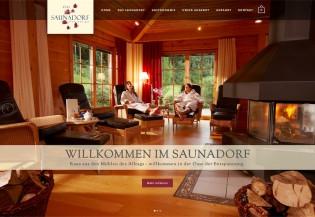Saunadorf - Startseite
