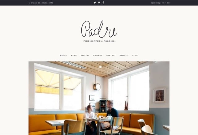 Padre - Cafe