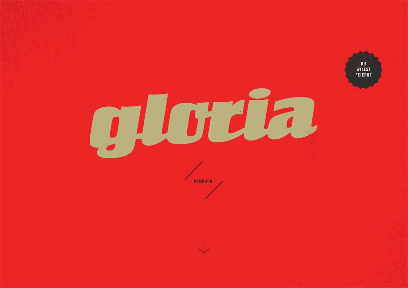 gloria Cafebar Hamburg