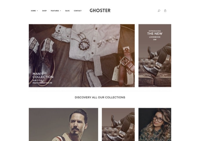 Ri Ghoster - Multipurpose Creative WordPress Theme