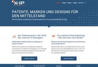 X-IP Startseite