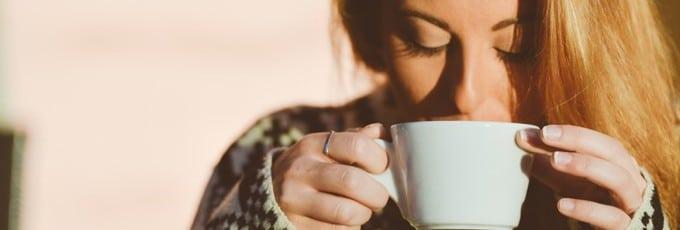 Kaffee-Pause