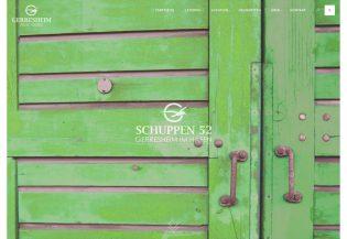 Gerresheim Serviert Schuppen 52