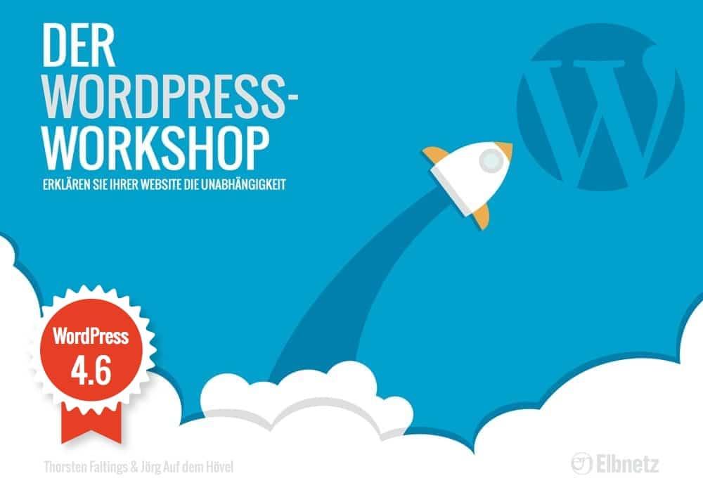 Das WordPress-Buch von Elbnetz