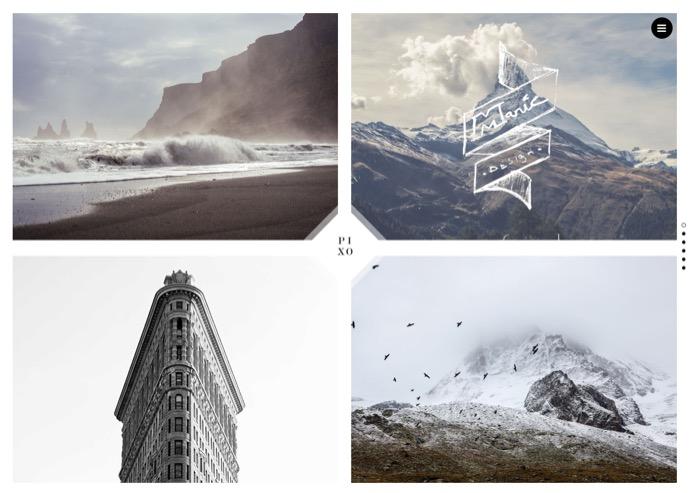 Pixo - A Multipurpose WordPress Theme
