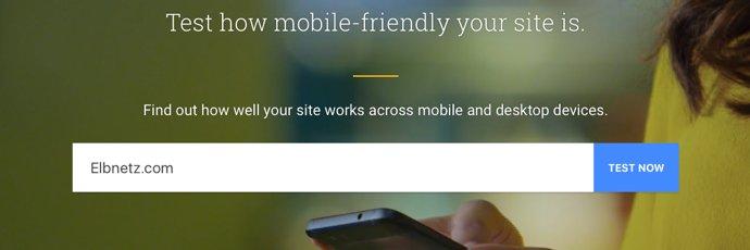 Websites mobil testen lassen