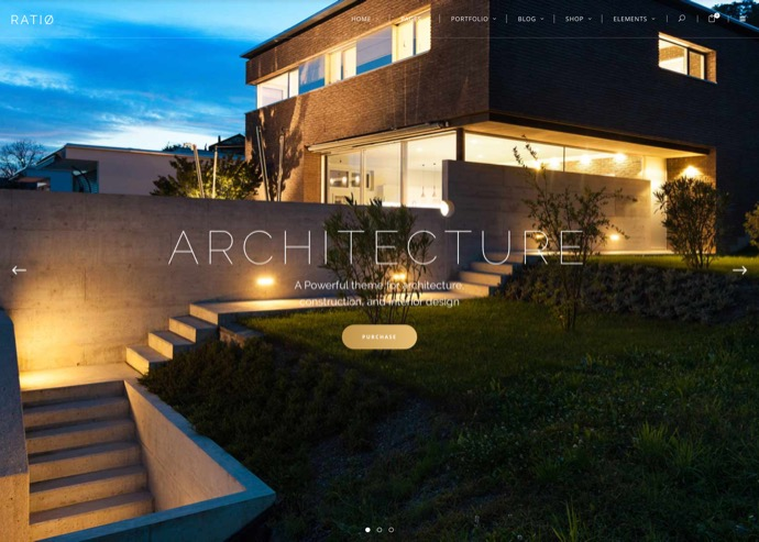 Ratio A Powerful Theme for Architecture, Construction, and Interior Design