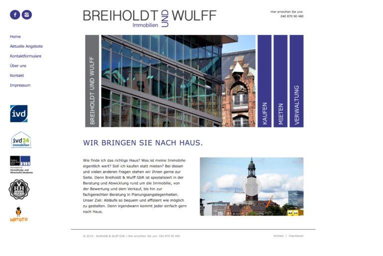 Breiholdt und Wulff Immobilien