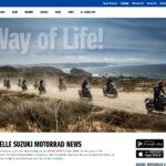 Startseite Suzuki News