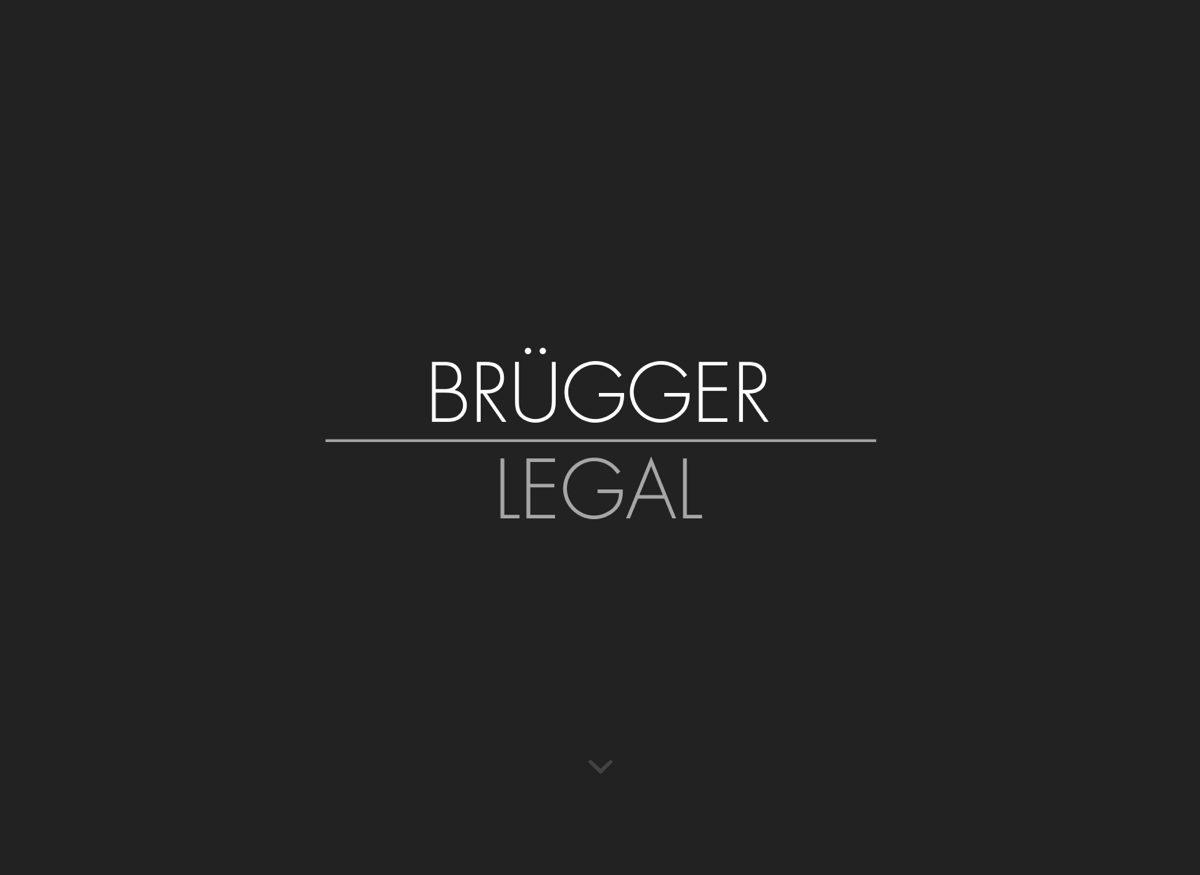 BRÜGGER LEGAL – Rechtsanwaltskanzlei