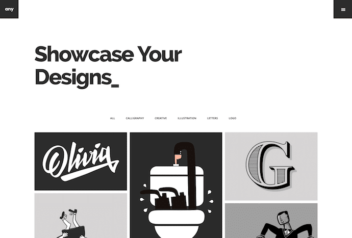 any-urban-agency-freelancer-portfolio-theme